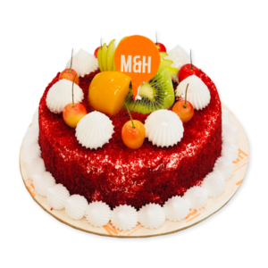 Red Velvet Cake | Buy Red Velvet Cake Online | Best Red Velvet Cake Shop | M&H Bakery