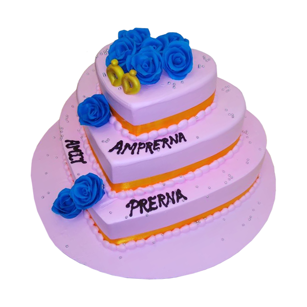 Best Wedding Cakes in Lucknow | Best Cake Shop in Lucknow | M & H Bakery