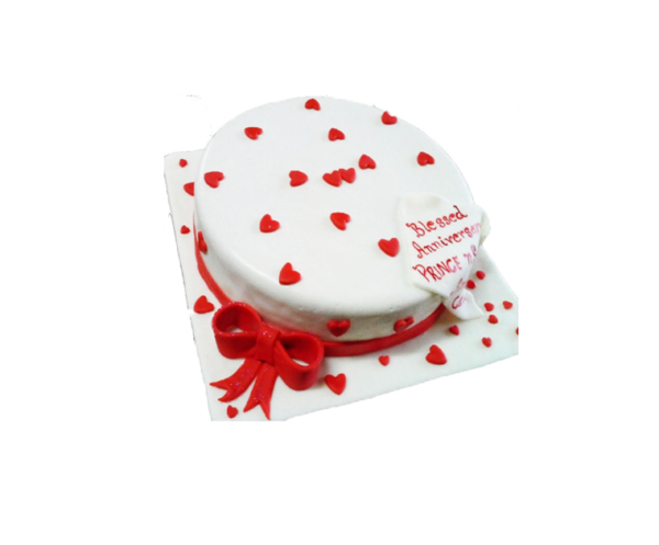 Love Cake | Buy Love Cake Online to Loved One | M & H Bakery By Madhurima