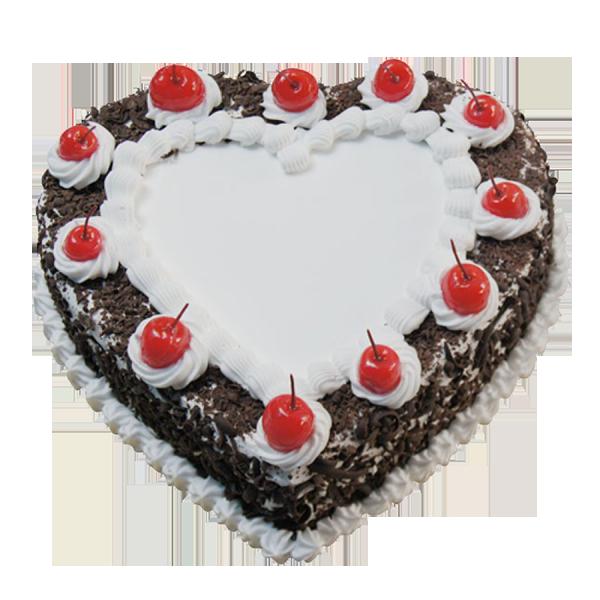 Online Black Forest Cake | Online Birthday Cakes | Milk & Honey Bakery