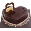 Buy & Send Love Cake Online | Buy Love Cake Online | M&H Bakery By Madhurima
