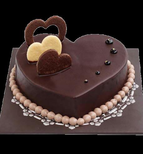 Buy & Send Love Cake Online   Buy Love Cake Online   M&H Bakery By Madhurima