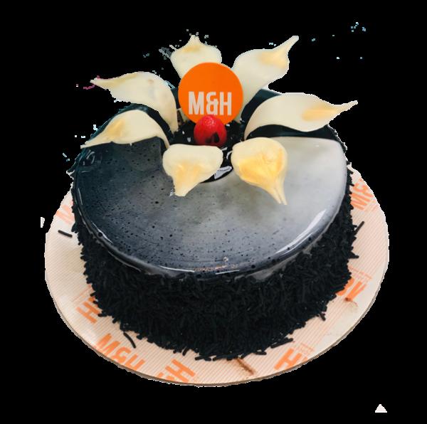 Love You Valentine Truffle Cake | Gift Delicious Cake | Buy Valentine Cake