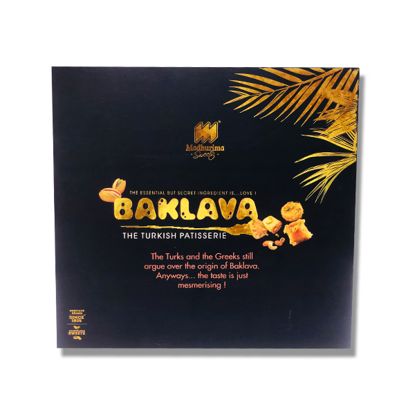 Buy Baklava Online | Diwali Gifts Online | Diwali Sweets Online