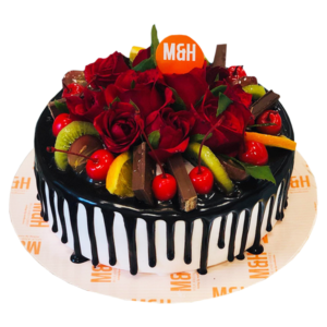 Best Valentines Day Cakes Online at Milk & Honey Bakery | Valentine Cakes Online