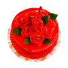 Valentine Day Rose Cake | Best Valentine Day Cake | M&H Bakery